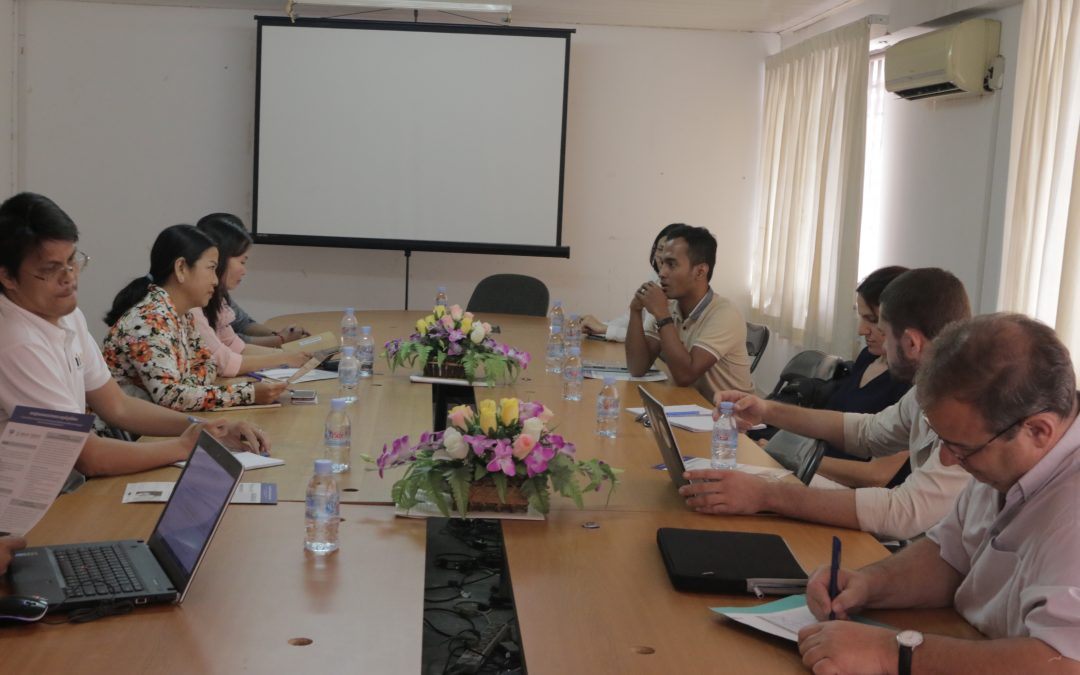 Creating discussion platform to tackle health issues in Cambodia (mHealth): ICT4D Cambodia Network